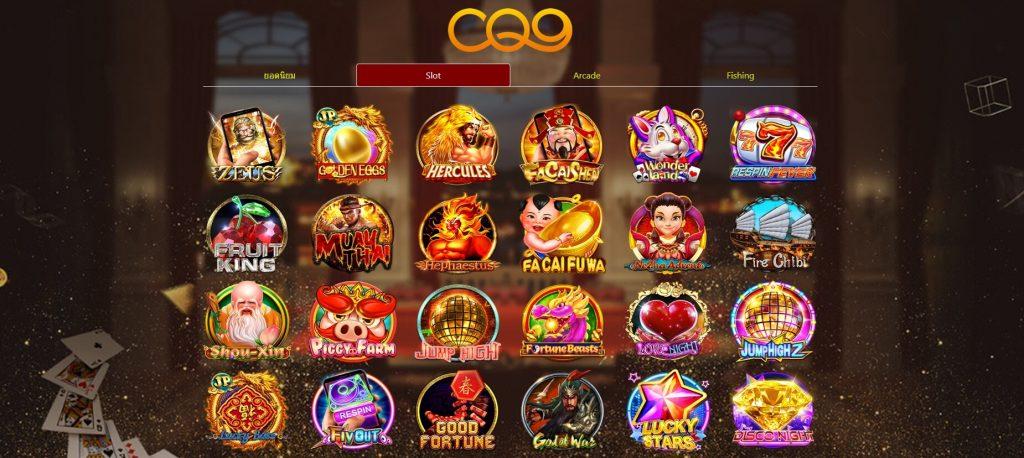 Sistem Kerja Layanan Situs Judi Slot Online Terpercaya CQ9
